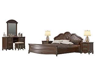 Спальня Мэри-Мебель Да Винчи 03 СД-03 + СД-02 + СД-03 + СД-04 + СД-06 + СД-07