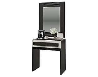 Купить стол Мэри-Мебель Престиж с зеркалом СП-10 + СП-12