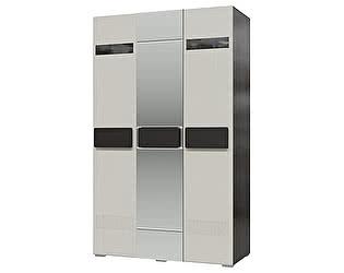 Шкаф Мэри-Мебель Престиж СП-03 3-х дверный с зеркалом