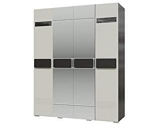 Купить шкаф Мэри-Мебель Престиж СП-04 4-х дверный с зеркалами