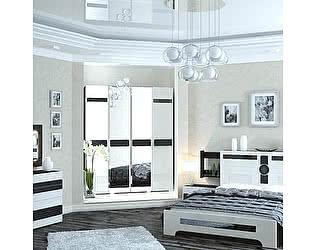 Спальня Мэри-Мебель Престиж 02 СП-13+СП-12СП+СП-04+СП-08+СП-06+СП-08
