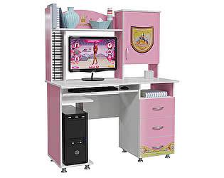 Компьютерный стол Мэри-Мебель Принцесса