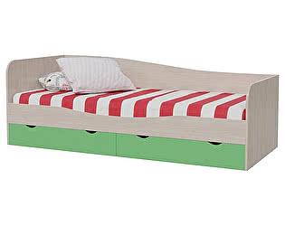 Купить кровать Мэри-Мебель Индиго Мэри И-16 с ящиками