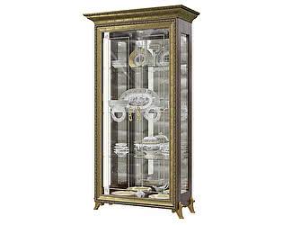 Шкаф Мэри-Мебель Версаль ГВ-02 №2 1-дверный (без короны)