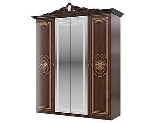 Купить шкаф Мэри-Мебель Грация СГ-02 4-х дверный
