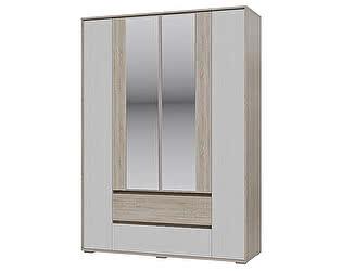Шкаф Гранд Кволити Мальта 4-4811, 4-х дверный с ящиками