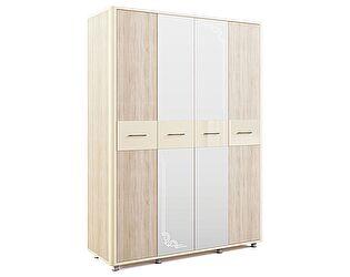 Шкаф четырехдверный МСТ Оливия, мод. 14
