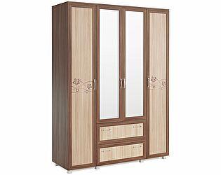 Шкаф 4х дверный МСТ Сальвия, мод. №14