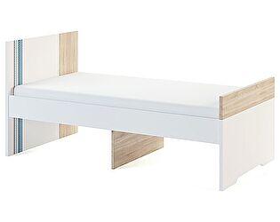 Кровать малая с основанием МСТ Лион 80х160, арт.1