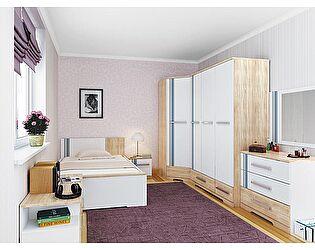 Набор мебели для детской МСТ Лион, комплектация 2