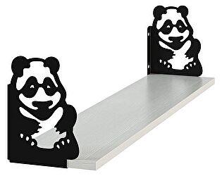 Полка МСТ фигурная Панда