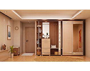 Набор мебели для прихожей Диана, комплектация 1