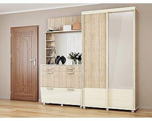 Набор мебели для прихожей МСТ Оливия, комплектация 2