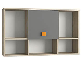 Шкаф навесной Mobi Доминика 455
