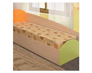 Кровать одинарная Олимп-Мебель