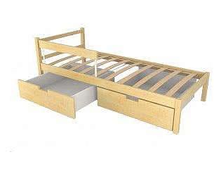 Детская кровать Бельмарко Skogen classic дерево