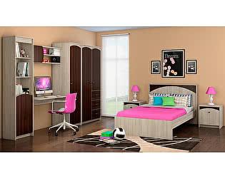 Набор мебели для детской Омскмебель Ева