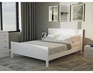 Кровать Райтон Dakota сосна (белый, слоновая кость)