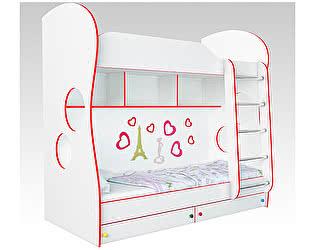 Кровать двухъярусная Орматек Соната Kids