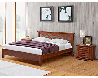 Кровать Райтон Nika-тахта сосна