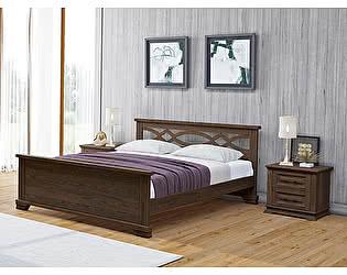Кровать Райтон Nika береза