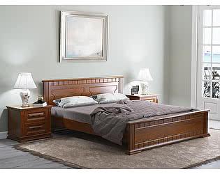 Кровать Райтон Milena береза