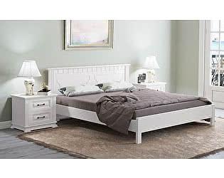 Кровать Райтон Milena-тахта береза (белый, слоновая кость)