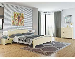 Кровать Орматек Vesna 1 береза (белый, слоновая кость)
