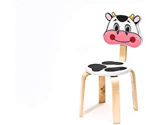 Детский стульчик Polli Tolli Мордочка Коровка