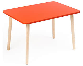 Детский столик Polli Tolli Джери красный