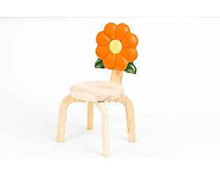 Купить стул Polli Tolli Цветочек Маргаритка детский