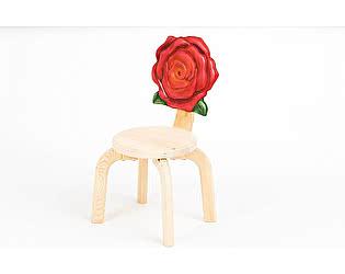 Купить стул Polli Tolli Цветочек Розочка детский