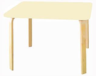 Купить стол Polli Tolli Мордочки ваниль детский