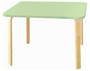 Купить стол Polli Tolli Мордочки салатовый детский