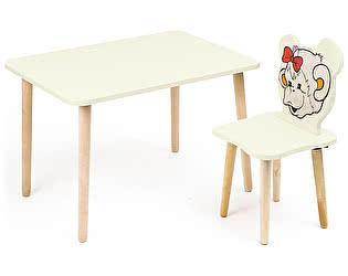 Купить  Polli Tolli Комплект детской мебели Джери с ванильным столиком