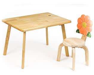 Купить  Polli Tolli Комплект детской мебели Цветочек Маргаритка