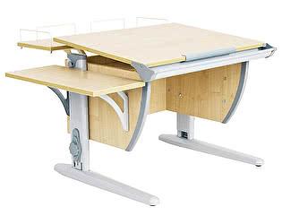 Купить стол Дэми СУТ-14-02 75х55 см + задняя и боковая приставки