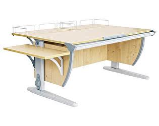 Купить стол Дэми СУТ-15-02 120х55 см + 2 задние и боковая приставки