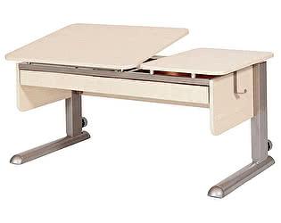 Купить стол Астек ТВИН-2 с органайзером для дома (парта)