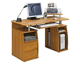 Стол компьютерный Deluxe Luxor