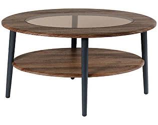 Купить стол Калифорния мебель Эль со стеклом СЖС-01
