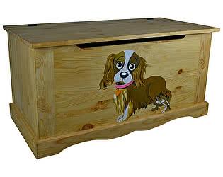 Сундук Волшебная сосна Coffre 100 Dog