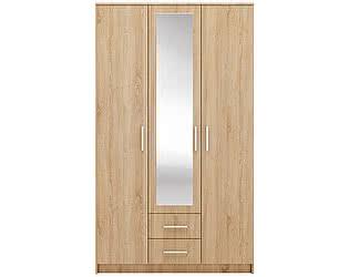 Купить шкаф Ливеко Айова 3.2 с зеркалом