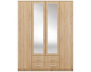 Купить шкаф Ливеко Айова 4 с зеркалами