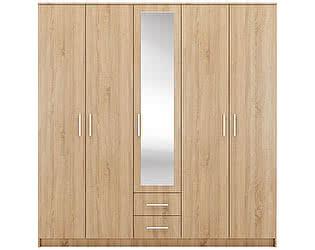 Купить шкаф Ливеко 5. Айова с зеркалами