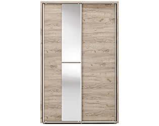 Купить шкаф Ливеко Огайо с зеркалом 135