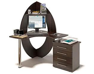Стол компьютерный Сокол КСТ-101 + КТ-102