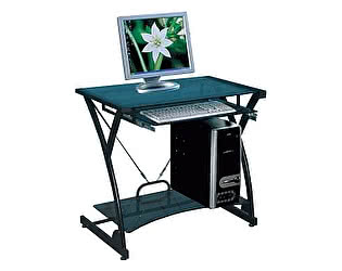 Купить стол Tetchair Dark Wader WRX-01 (AA-607B-1) компьютерный