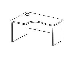 Стол компьютерный Витра 61(62).62