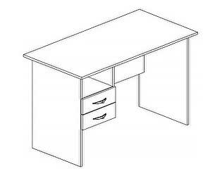 Стол компьютерный Витра 41(42).42